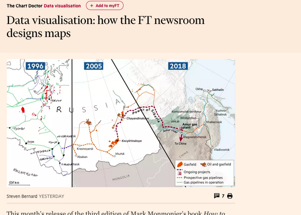 QGIS and the joy of maps at the FT